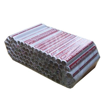 paquete de tubos